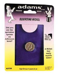 Squirting Nickel Rack Pack