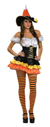 Candy Corn Cutie Adult Medium