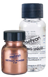 Metallic Copper Liquid Powder