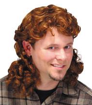 Mullet Wig Auburn