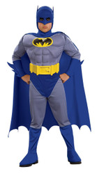Batman Brave Muscle Child Lg