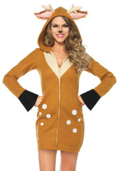 Fawn Cozy Adult Small