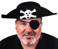 Pirate Hat Quality Small