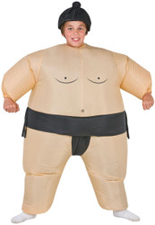 Sumo Kids Costume Inflatable