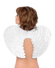 Angel Wings White