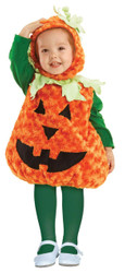 Pumpkin Toddler Xl 4-6