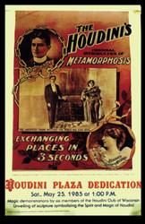 Houdini Metamorphosis Postr