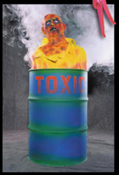 Toxic Trickster