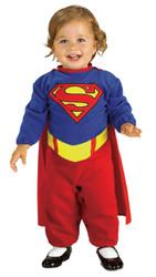 Supergirl Infant 6-12 Months