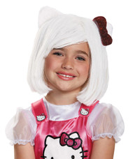 Hello Kitty Child Wig