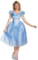 Cinderella Movie Adult Dlx 4-6