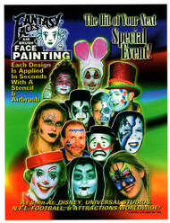 Face Paintng Brochres 100ct