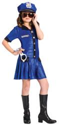 Police Girl Child 12-14