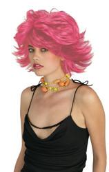 Choppy Wig Pink