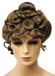 Gibson Girl Md Brown Red