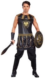 Deadly Warrior Mens Large