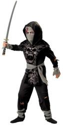 Dark Zombie Ninja 2b Chld 8