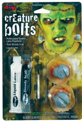 Neck Bolts Monster Latex