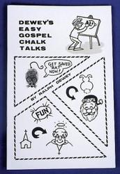 Deweys Easy Gospel Chalk Talk