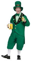 St Pat Pub Leprechaun Adult