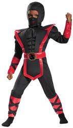 Ninja Toddler Muscle 4-6