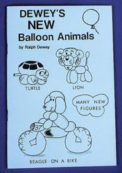 Deweys New Balloon Animals