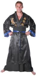 Samurai Black One Size