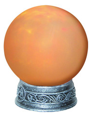 Witches Magic Light Orb-red