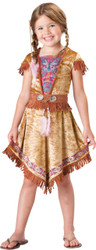 Indian Maiden 2b Child Sz 4