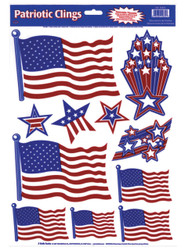 Patriotic Clings