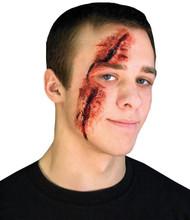Slashed Eye Prosthetic