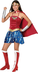 Wonder Woman Sexy Teen