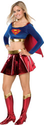 Supergirl Sexy Teen Std
