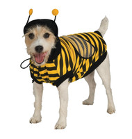 Pet Bumblebee Pet Costume Sm