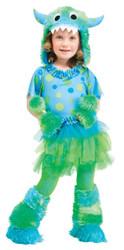 Monster Miss Toddler 3t-4t