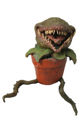 Man Eating Plant Puppet