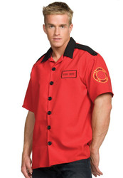 Fireman Shirt X-large