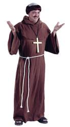 Medieval Monk Adult