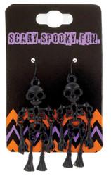 Earrings Mini Skeleton