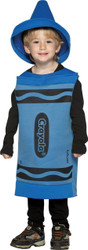 Crayola Toddler Blue 3t-4t