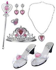 Princess Dress Up Kit Bag Pink