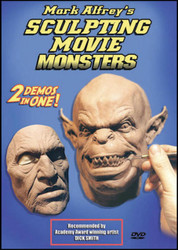 Dvd Sculpting Movie Monsters