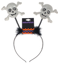 Headband Skull Bopper