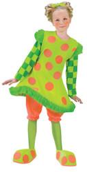 Lolli The Clown Costume Small