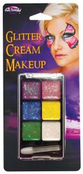 Glitter Creme M/u Palette