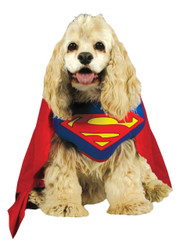 Superman Pet Costume Medium