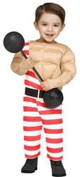 Muscle Man Carny Ch 3t-4t