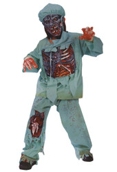 Zombie Doctor Child Large