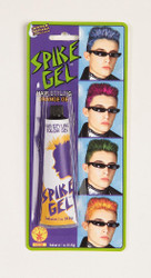 Green Spike Hair Gel