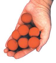 Mini Sponge Balls